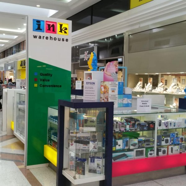 Ink Warehouse Kiosk